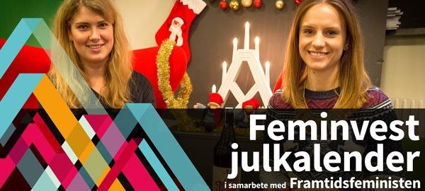 feminvest-julkalender