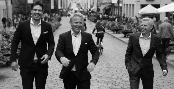 pengepodden header - Mads Johannesen, Anders Skar, Bjørn Erik Sættem