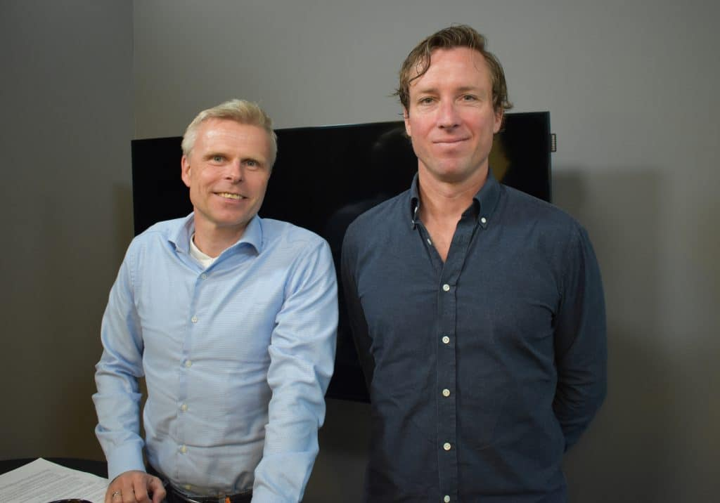 Bjørn Erik Sættem & privatinvestor, Nicolay Grove