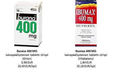 Burana vs Ibumax