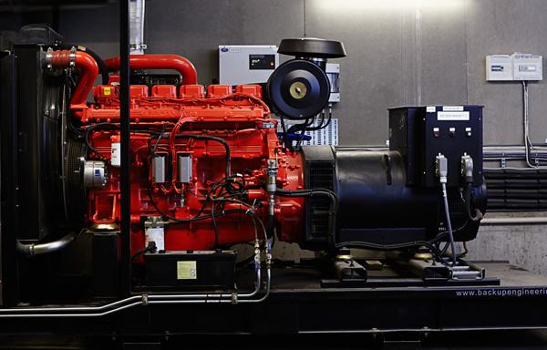 Nordnetin generaattori