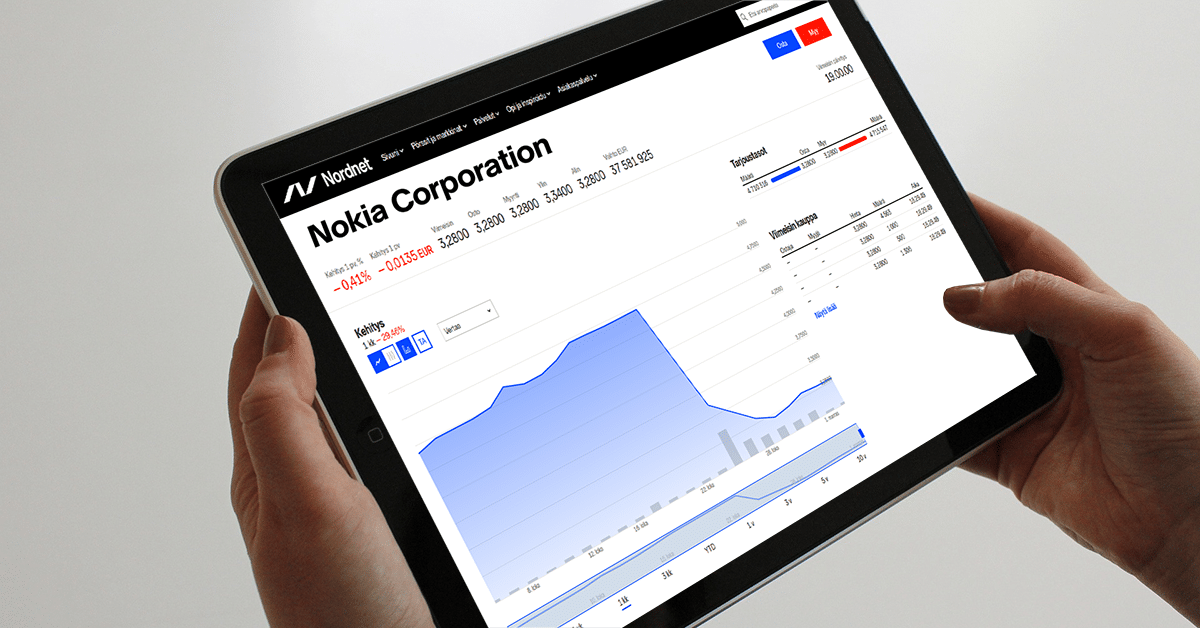 Nordnet Nokia