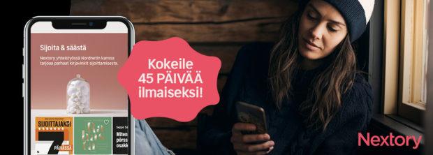 äänikirjat Suomeksi