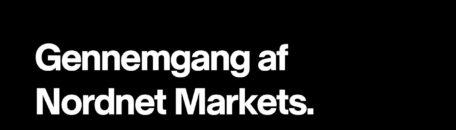 Gennemgang af Nordnet Markets