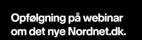 Opfølgning på webinar om det nye nordnet.dk
